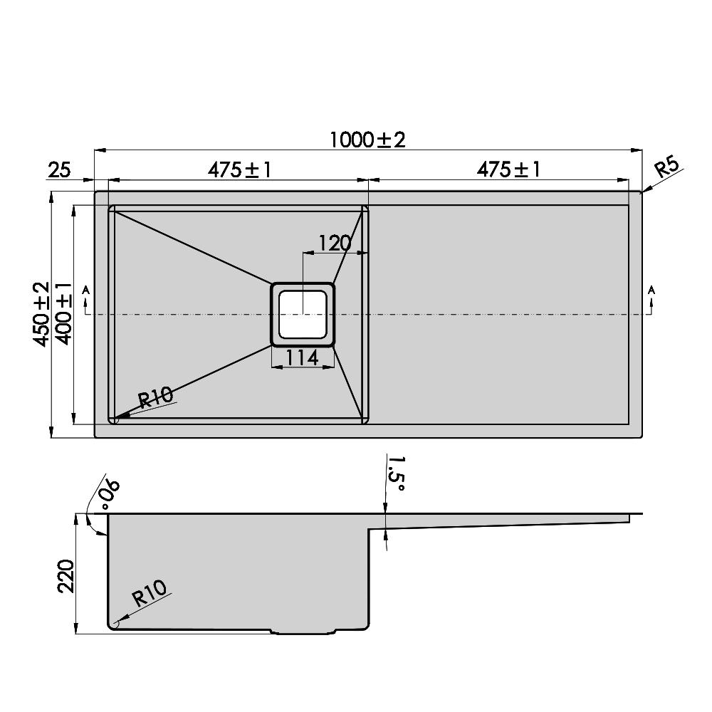 dromma-1.5mm-stainless-steel-kitchen-sink