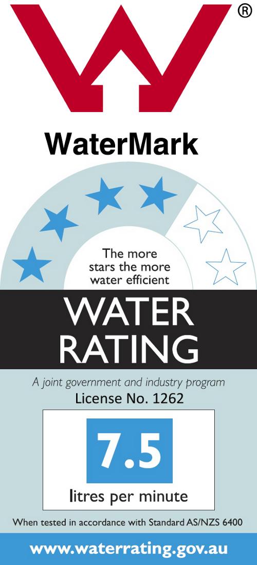Watermark compliance