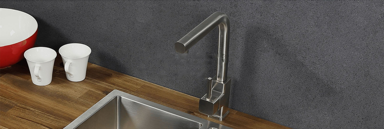stainless steel outdoor tapware, outdoor kitchen sink, stainless steel taps, kitchen mixer tap