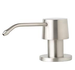 soap dispenser - stainless steel, liquid soap dispenser, kitchen sink soap dispenser