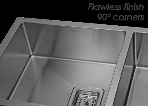 heavy duty stainless steel sinks